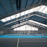 Sanierung Tennishalle MTTC Iphitos, München_1
