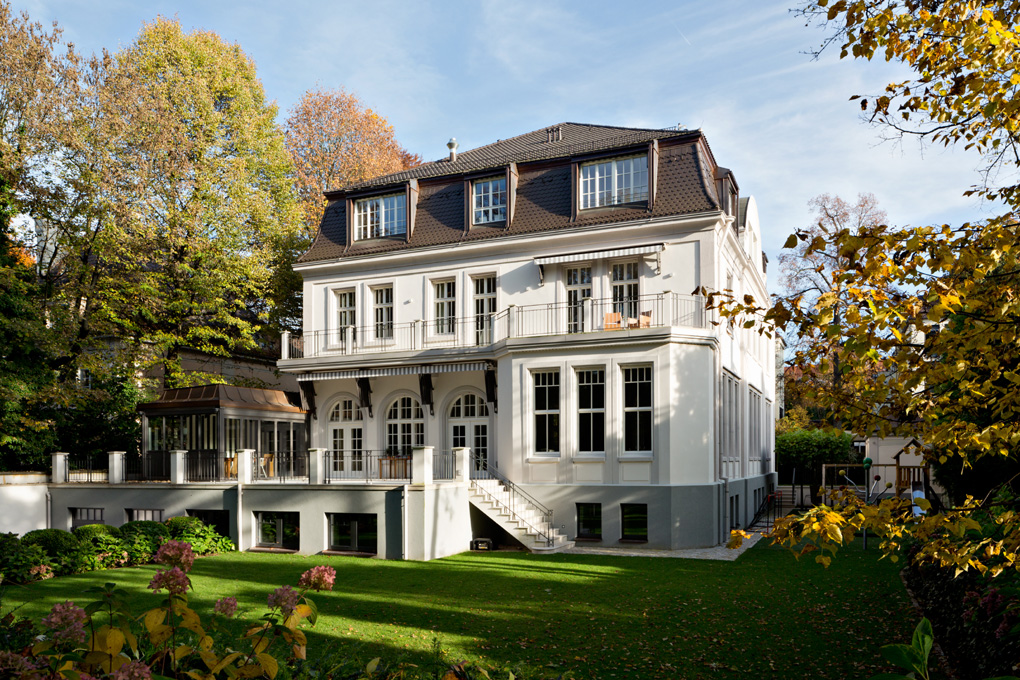 Villa M 252 Nchen Herzogpark Rauch Diplomingenieure