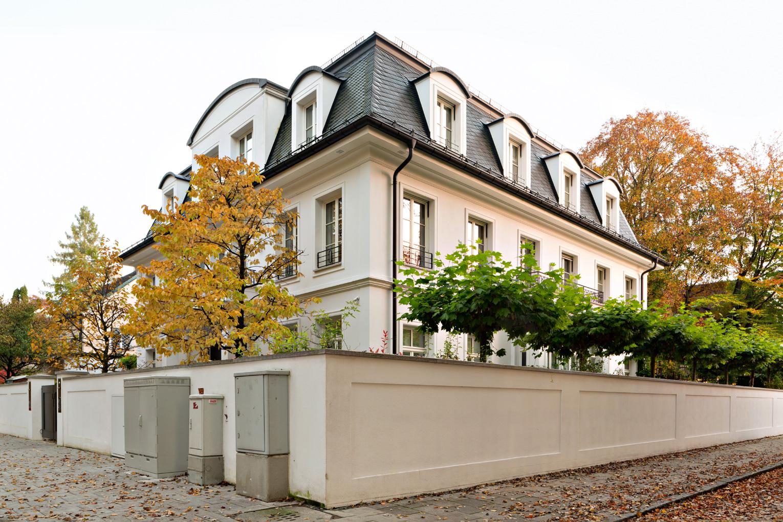 Villa München, Bogenhausen - Rauch Diplomingenieure