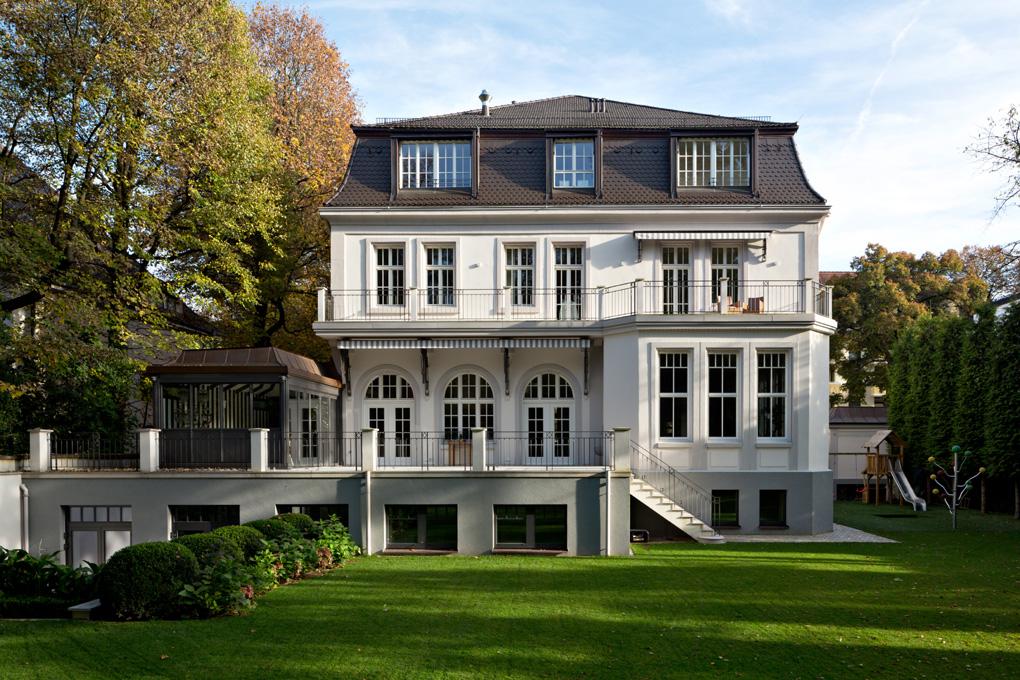 München villa Villa Stuck