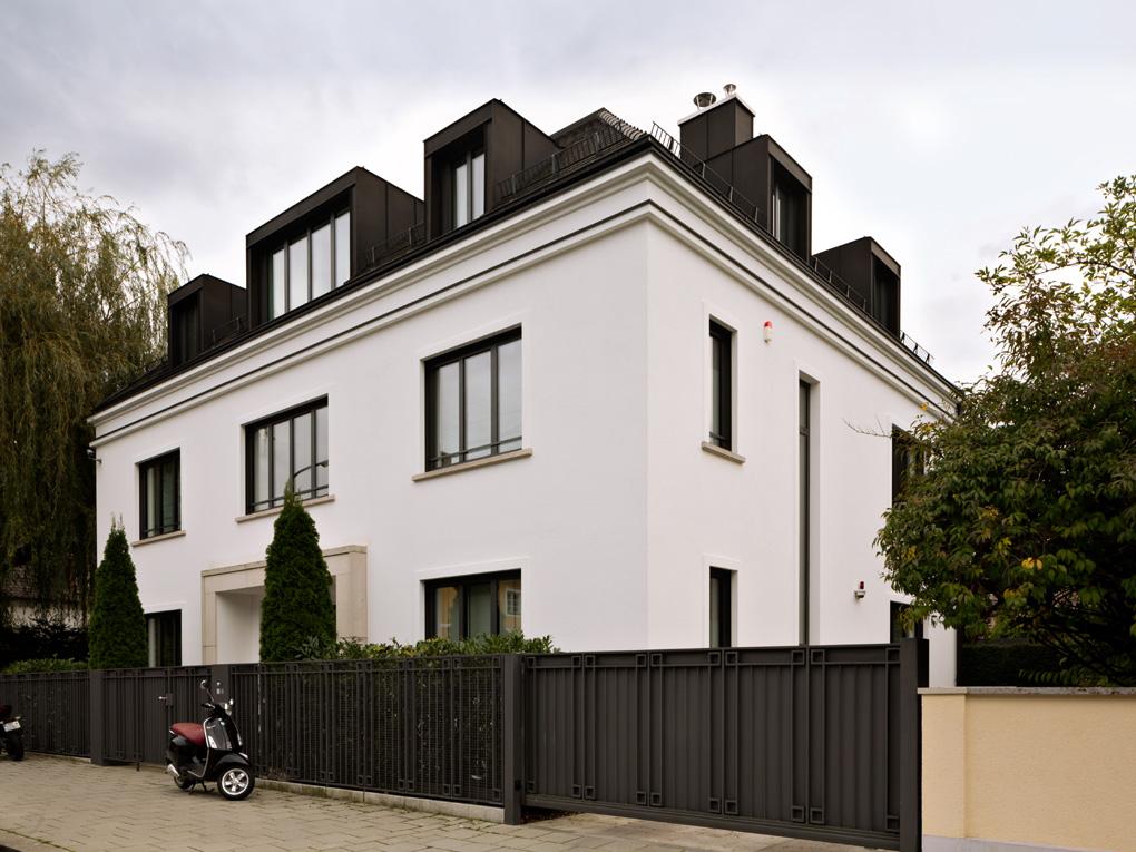 München villa Munich Real